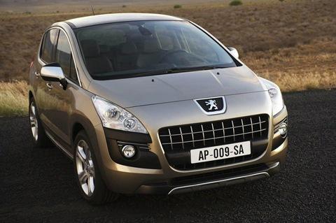 Peugeot 3008 Crossover Details Revealed