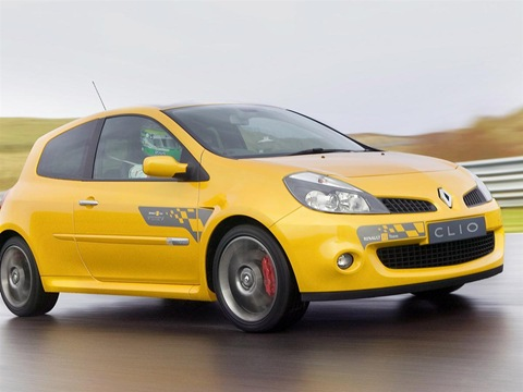 2009 Clio Renault Sport F1 Team R27 To Shine At Melbourne Motor Show