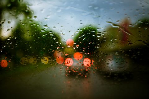 What Grinds My Gears: Motorists in Wet Weather