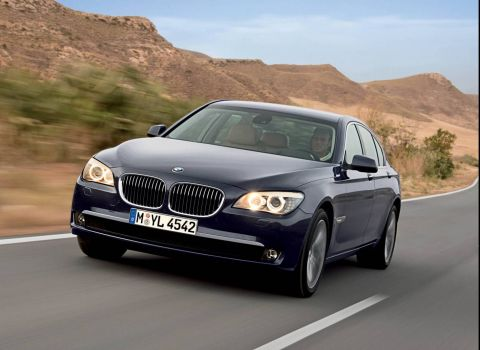 2009 BMW 7-Series Pricing Announced