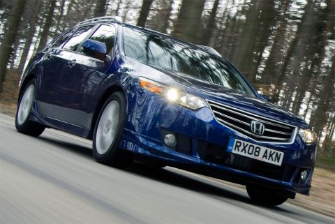 Honda To Introduce Automatic Diesel Accord Euro