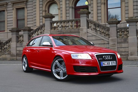 Audi RS 6 Avant Launched In Australia