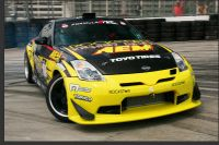 AEM 350Z Wins US Formula Drift Championship