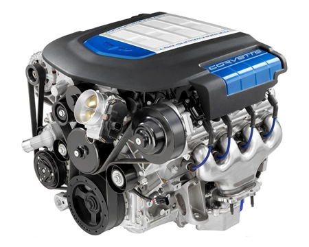 GM Gearing Up To Release LS9 Crate Motor