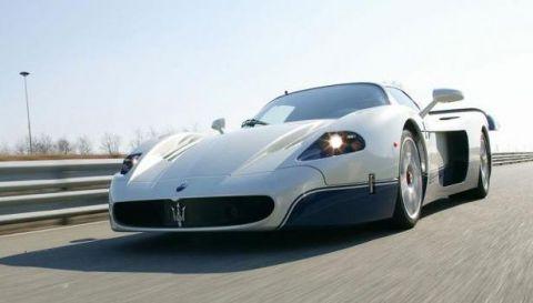 Maserati MC-12 Records Unofficial Production Car Nurburgring Lap Record
