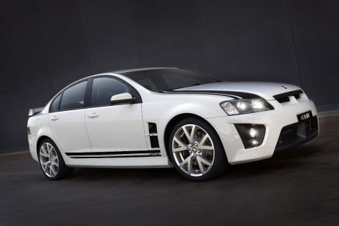 2009 HSV Senator Signature SV08 And 40 Years Of GTS Limited Editions