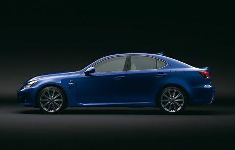 Lexus IS F Australian Pricing Announced