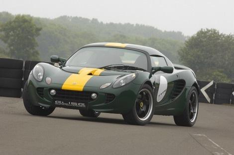 Lotus Clark Type 25 Elise SC for Europe