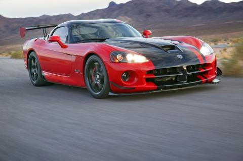 Dodge Viper ACR Claims Unofficial Nurburgring Record