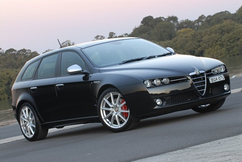 2008 Alfa Romeo 159 Ti Sedan And Sportwagon