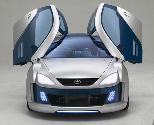 Toyota Sportivo Coupe concept car.