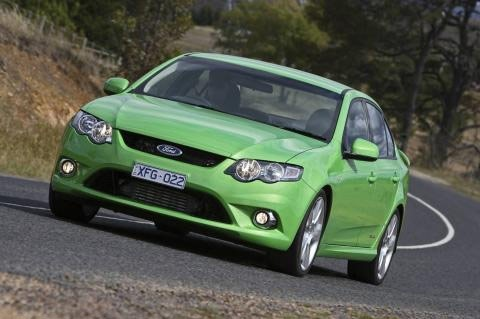 Gasp! Ford Falcon May Go FWD?