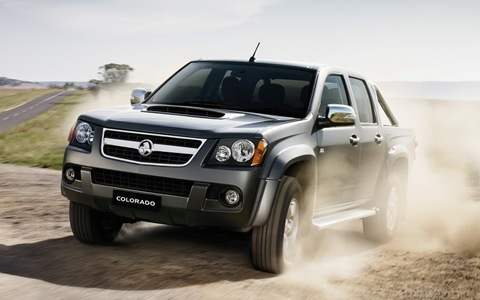 2008 Holden Colorado Specifications and Pricing