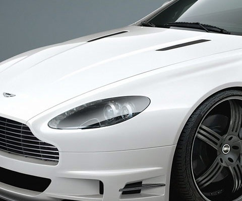 Premier4509 Asks the Question: Is Your Aston Martin Wild Enough?