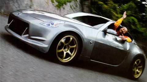 Nissan 370Z Withdrawals?  Make Your Own!