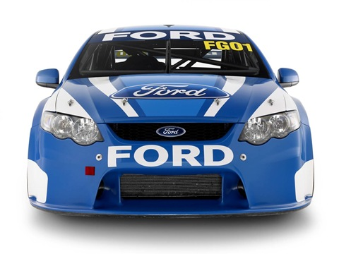 Ford Australia Announce a Targeted Approach to V8 Supercar Involvement