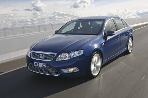 Ford FG Falcon Awarded Five Star ANCAP Rating