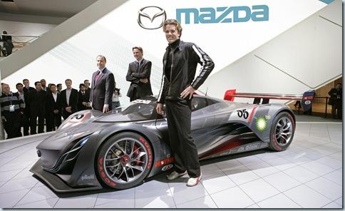 Mazda Design Chief Franz von Holzhausen Jumps Ship To Tesla