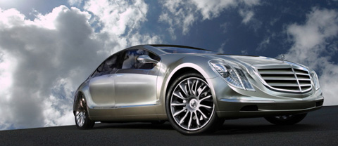 Mercedes aims to phase out petrol and diesel models by 2015