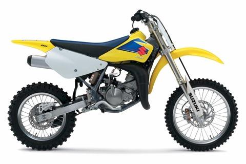 2009 Suzuki RM85 - A Fresh New Look