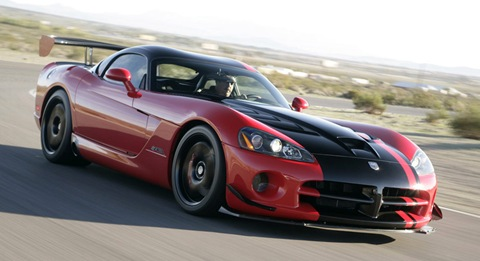 Chrysler To Sell Off Dodge Viper?