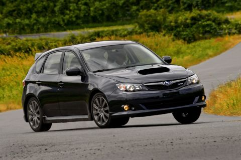 2009 Subaru Impreza WRX Powers Up