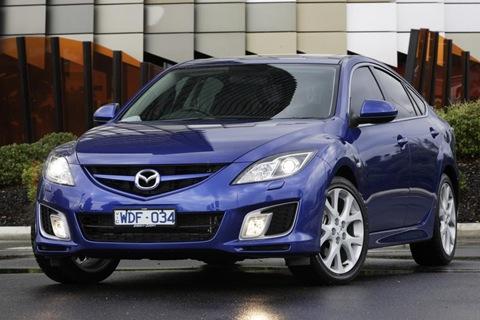 2008 Mazda6 Now Better Value