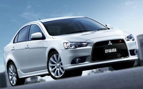 Mitsubishi Lancer Ralliart Official Details
