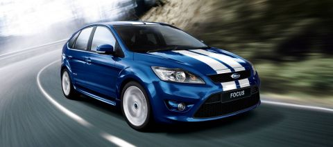 2008 Ford Focus XR5 Turbo update on sale in June