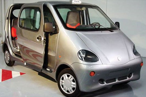 Tata Air Car Powered Entirely by Compressed Air. Blow Me Down!