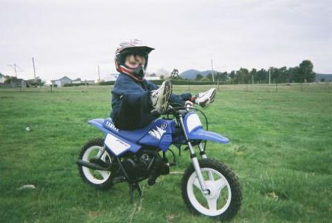 Motorbike sales at record levels in 2007