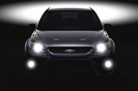Ford Focus RS looks like being FWD