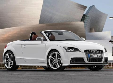 Audi TT-S official Detroit Motor Show preview