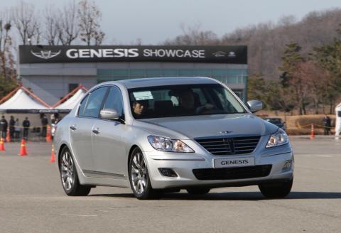 2008 Hyundai Genesis Sedan slide show video