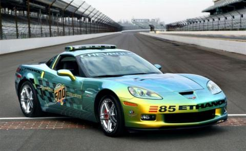Corvette Racing now E85 ethanol powered