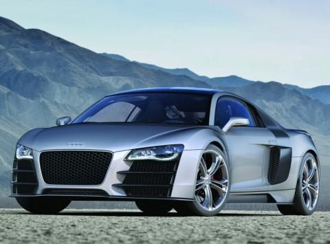 Audi R8 V12 TDI Concept revealed