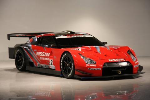 Nissan unveil new R35 GT-R GT500 JTC racer