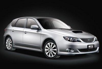 Subaru Australia provide first brief details of new WRX