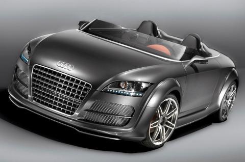 Audi clubsport quattro concept