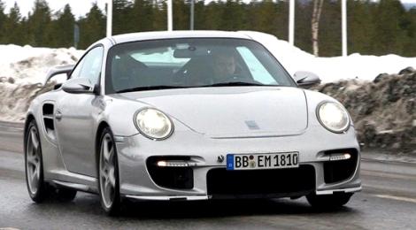 2007 Porsche 911 GT2