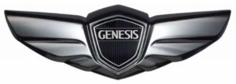 Hyundai reveal Genesis badge