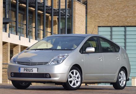 Toyota Prius most satisfying car