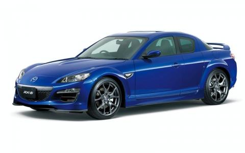 Mazda RX-8 facelift pictures