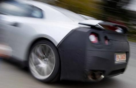 2008 Nissan GT-R specs update