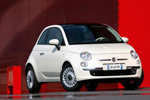 Fiat 500 production to be increased