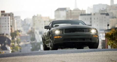 2008 Mustang Bullitt gallery and video