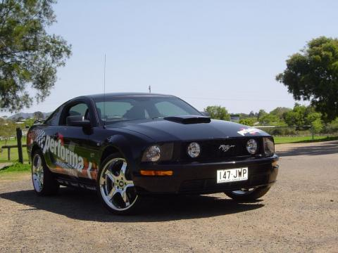Performax International Releases Latest Mustang GT In Australia