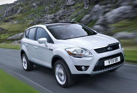 Ford Kuga revealed prior to Frankfurt unveiling