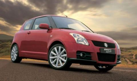 Suzuki Swift Sport gets standard ESP