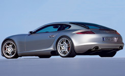 Two door Panamera to be basis for return of the Porsche 928